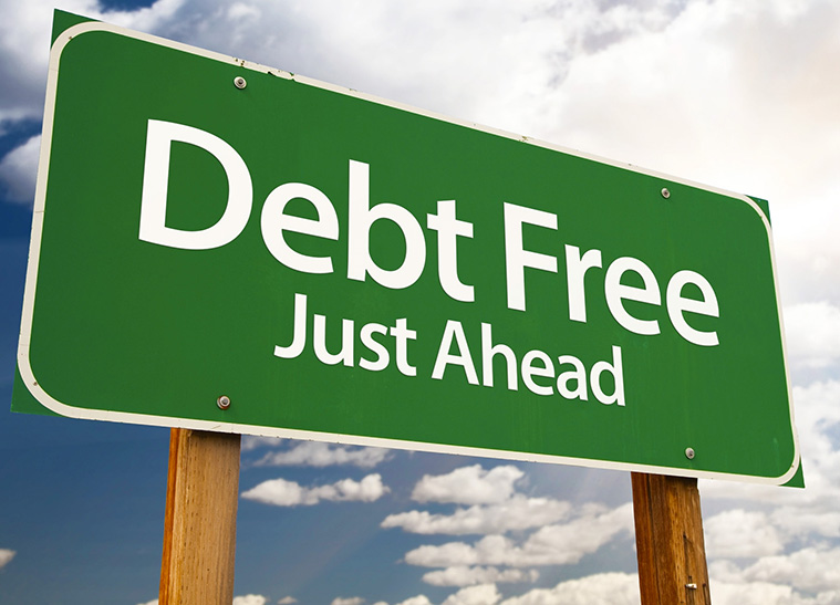 Consolidating debt care